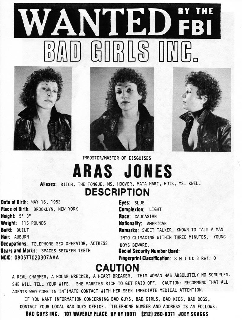 Aras Jones' headshot (back) from Bad Guys Talent Management Agency