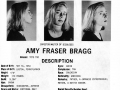 Amy Fraser Bragg's headshot (back) from Bad Guys Talent Management Agency