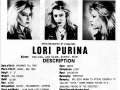 Lori Purina's headshot (back) from Bad Guys Talent Management Agency