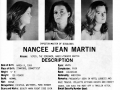 Nancee Jean Martin's headshot (back) from Bad Guys Talent Management Agency