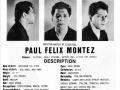 Paul Felix Montez's headshot (back) from Bad Guys Talent Management Agency