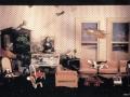 Joey Skaggs Fish Condos: Mona Lisa Living Room