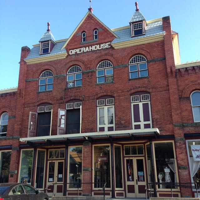 Earlville Opera House 2016