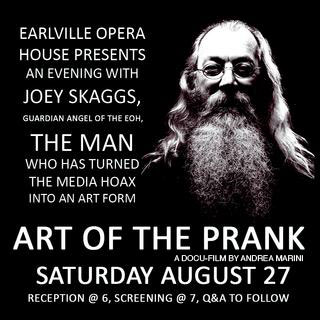 Earlville Art of the Prank Announcement, 2016