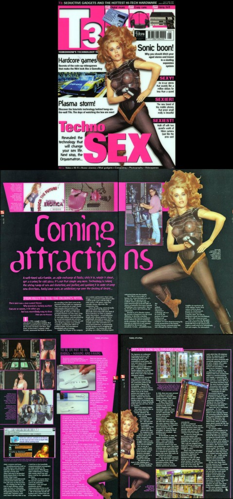Coming Attractions, Techno Sex, May, 1997
