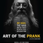 ART OF THE PRANK movie poster