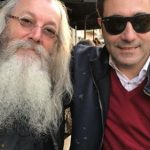Joey Skaggs and Nello Barile, 2016